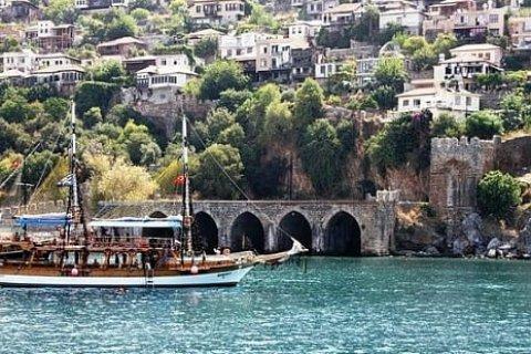 Корабельная верфь Терсане – надежный порт времен сельджуков