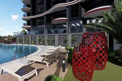 Продажа квартиры в Махмутларе, Анталья, Турция 1+1, 65м2, №2892 – фото 2