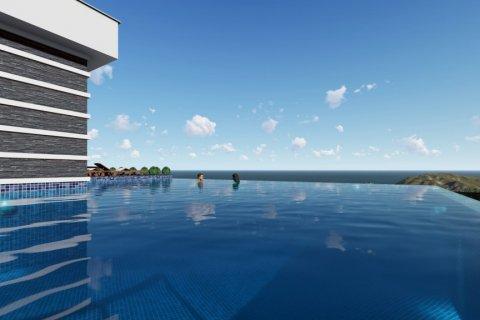 Продажа квартиры в Махмутларе, Анталья, Турция 1+1, 65м2, №2892 – фото 3