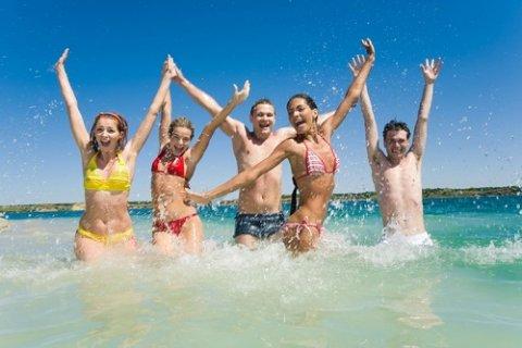 Лучшие курорты Турции для молодёжи