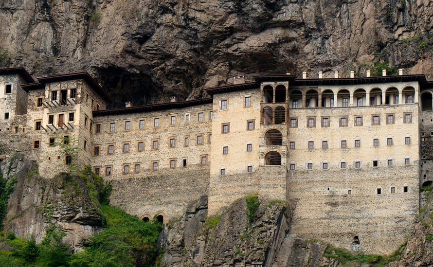 Монастырь Богоматери Черной горы