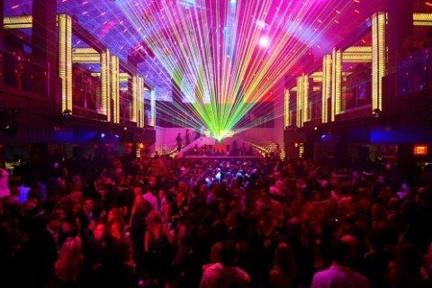 Ночные клубы в Анталье