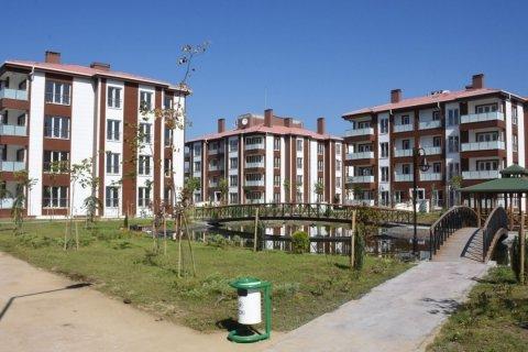 Сто тысяч малоимущих турецких семей переедут в новые квартиры в 2020 году