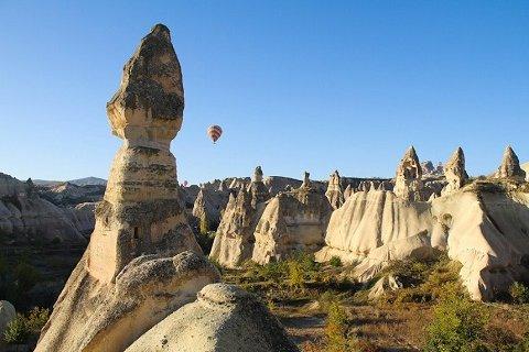 Природные достопримечательности Турции