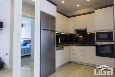 Продажа квартиры в Махмутларе, Анталья, Турция 1+1, 45м2, №3934 – фото 6