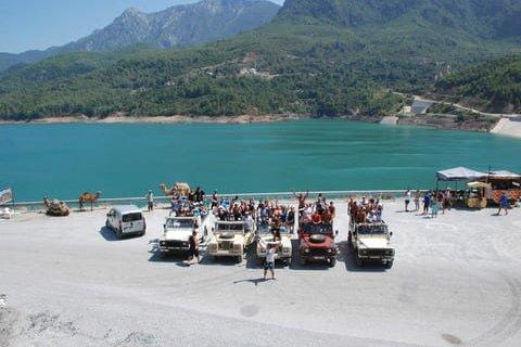 Сафари на джипах в Турции
