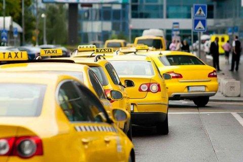 Такси в Турции