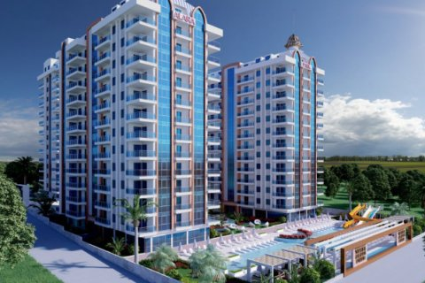 Квартира 2+1 в Махмутларе, Турция №2870 - 2