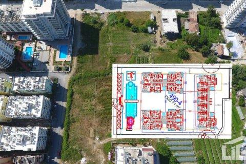 Продажа квартиры в Махмутларе, Анталья, Турция 2+1, 70м2, №2870 – фото 4