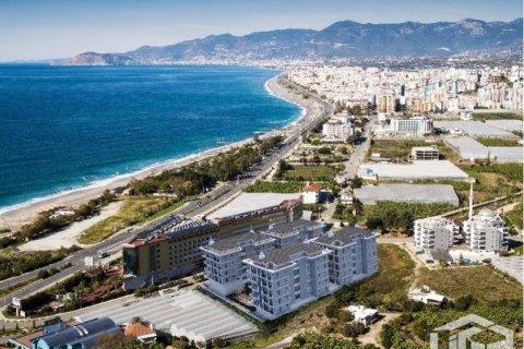 Продажа квартиры в Каргыджаке, Аланья, Анталья, Турция 2+1, 100м2, №2926 – фото 3
