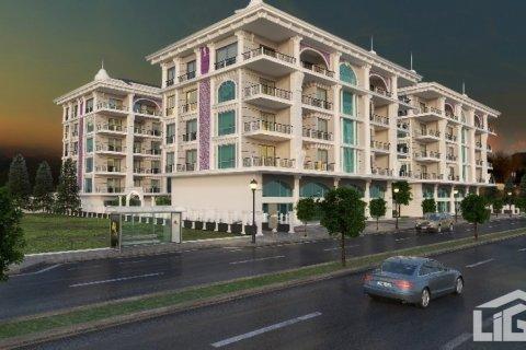 Продажа квартиры в Каргыджаке, Аланья, Анталья, Турция 2+1, 100м2, №2926 – фото 5