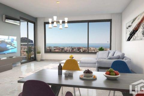 Продажа квартиры в Аланье, Анталья, Турция 2+1, 120м2, №3935 – фото 5