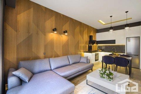 Продажа квартиры в Аланье, Анталья, Турция 1+1, 54м2, №3936 – фото 14