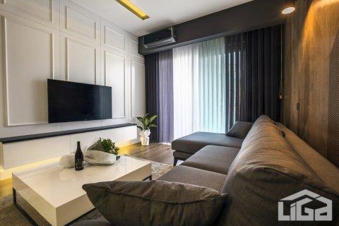Продажа квартиры в Аланье, Анталья, Турция 1+1, 54м2, №3936 – фото 9