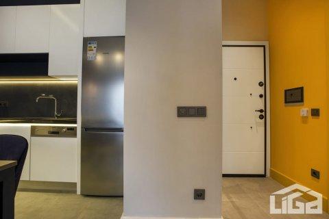 Продажа квартиры в Аланье, Анталья, Турция 1+1, 54м2, №3936 – фото 3