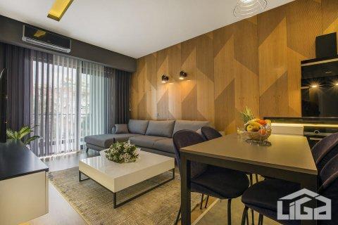 Продажа квартиры в Аланье, Анталья, Турция 1+1, 54м2, №3936 – фото 11