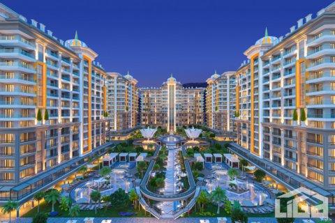 Продажа квартиры в Махмутларе, Анталья, Турция 1+1, 68м2, №2867 – фото 1