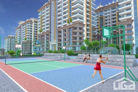 Продажа квартиры в Махмутларе, Анталья, Турция 1+1, 68м2, №2867 – фото 4