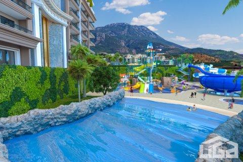 Продажа квартиры в Махмутларе, Анталья, Турция 1+1, 68м2, №2867 – фото 2