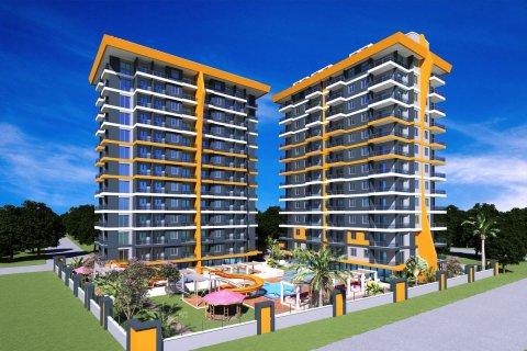 Продажа квартиры в Махмутларе, Анталья, Турция 2+1, 70м2, №2785 – фото 1