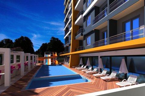 Продажа квартиры в Махмутларе, Анталья, Турция 2+1, 70м2, №2785 – фото 19