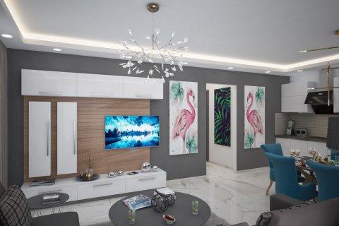 Продажа квартиры в Махмутларе, Анталья, Турция 2+1, 70м2, №2785 – фото 15