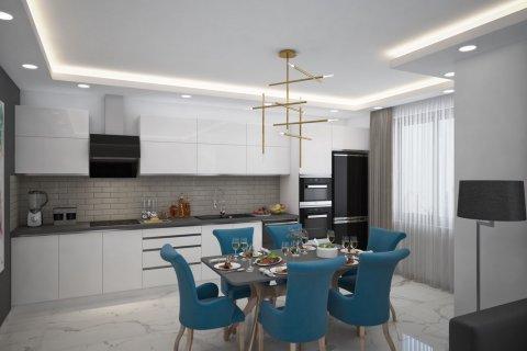 Продажа квартиры в Махмутларе, Анталья, Турция 2+1, 70м2, №2785 – фото 14