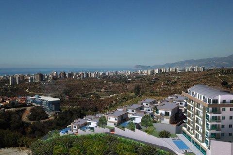 Продажа виллы в Каргыджаке, Аланья, Анталья, Турция 3+1, 268м2, №2719 – фото 1