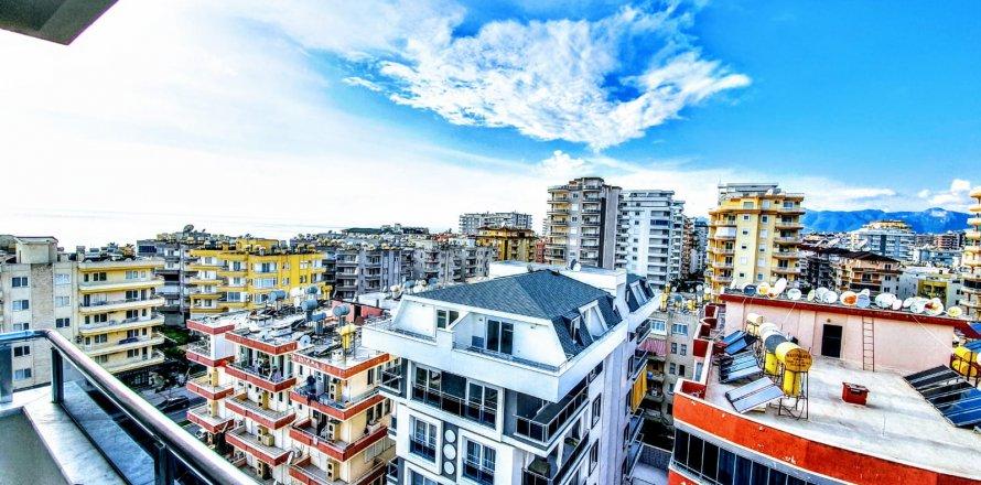 Квартира 6+1 в Махмутларе, Анталья, Турция №2711