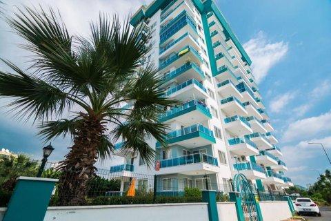 Продажа квартиры в Махмутларе, Анталья, Турция 1+1, 60м2, №2846 – фото 2