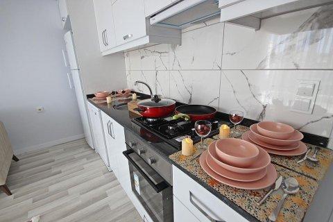 Продажа квартиры в Махмутларе, Анталья, Турция 1+1, 60м2, №2846 – фото 11