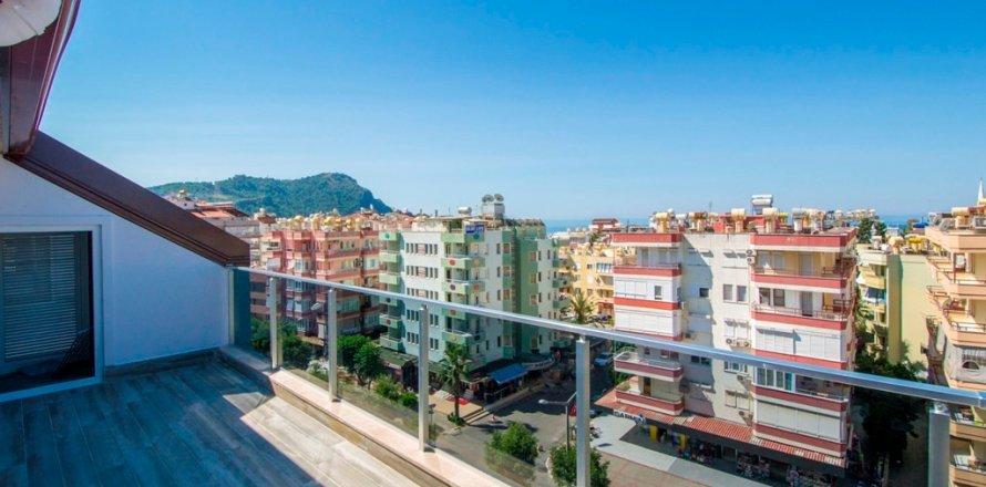 Квартира 2+1 в Демирташе, Аланья, Анталья, Турция №3927