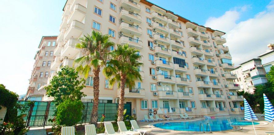 Квартира 2+1 в Аланье, Анталья, Турция №3995