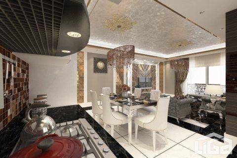 Продажа квартиры в Махмутларе, Анталья, Турция 2+1, 143м2, №2730 – фото 5