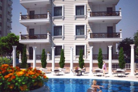 Продажа квартиры в Махмутларе, Анталья, Турция 2+1, 143м2, №2730 – фото 8