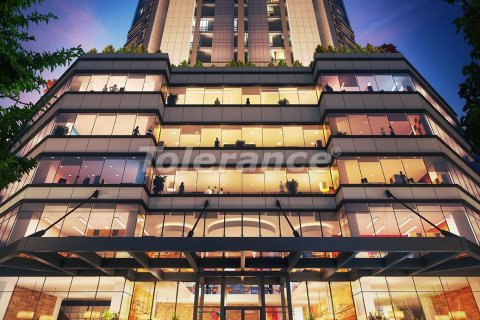 Продажа коммерческой недвижимости в Стамбуле, Турция, 73м2, №2996 – фото 2