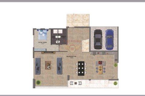 Продажа квартиры в Аланье, Анталья, Турция 3+1, №2562 – фото 18
