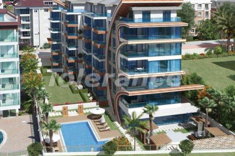 Продажа квартиры в Аланье, Анталья, Турция 1+1, 76м2, №3830 – фото 3