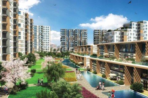 Продажа квартиры в Стамбуле, Турция 1+1, 75м2, №2950 – фото 1