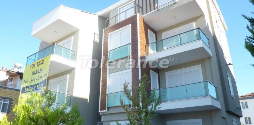 Квартира 4+1 в Белеке, Анталья, Турция №3389