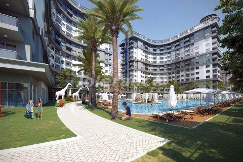 Продажа квартиры в Махмутларе, Анталья, Турция 1+1, №3296 – фото 5