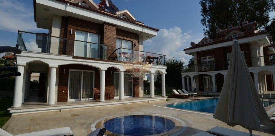 Квартира 2+1 в Фетхие, Мугла, Турция №2584