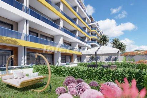 Продажа квартиры в Аланье, Анталья, Турция 1+1, №3254 – фото 7