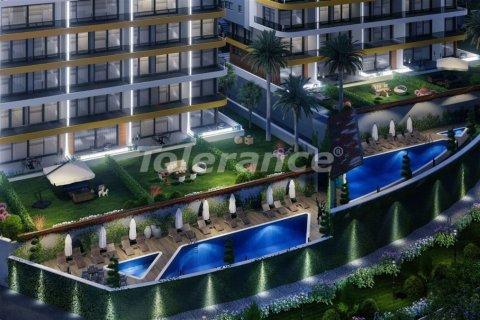 Продажа квартиры в Аланье, Анталья, Турция 1+1, №3254 – фото 1