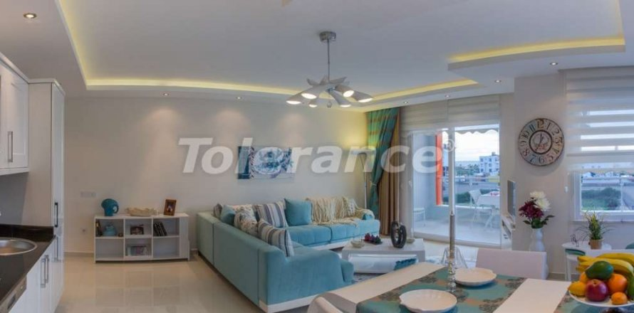 Квартира 5+1 в Аланье, Анталья, Турция №3842
