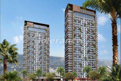 Продажа квартиры в Измире, Турция 1+1, 45м2, №3079 – фото 3