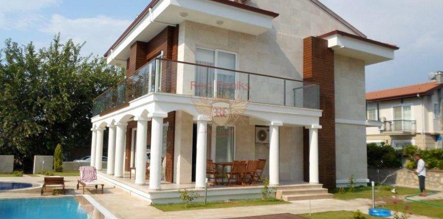 Квартира 2+1 в Фетхие, Мугла, Турция №2583