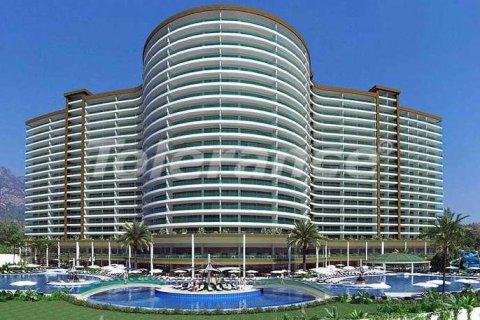 Продажа квартиры в Аланье, Анталья, Турция 1+1, 62м2, №3720 – фото 1