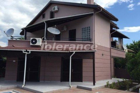Продажа виллы в Кемере, Анталья, Турция 6+2, 350м2, №2962 – фото 2