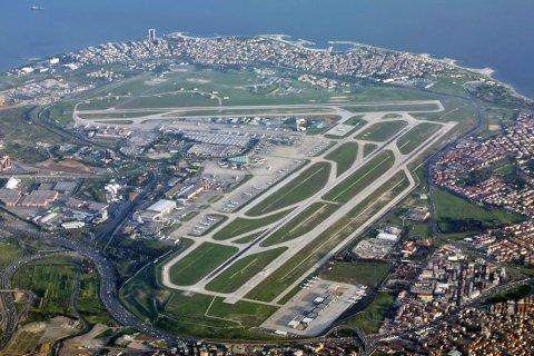 Строительство больницы идет не в аэропорту Ататюрка, а на прилегающей к нему территории